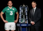 Irlanda confia en el debutante CJ Stander ante Gales
