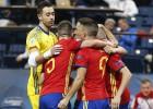 Los dobletes de Álex y Rivillos permiten a España ser primera