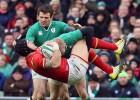 El Dragón galés mete miedo, pero Irlanda salva el empate