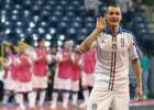 Rusia sufre, Italia golea y se completan los cuartos de final