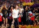 Coldplay, Beyoncé y Bruno Mars homenajean a la NFL