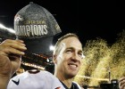 La defensa de los Broncos aniquiló a los Panthers