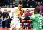 España gana a Portugal (2-6) y logra el pase a semifinales