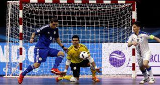 Kazajistán, sin Higuita, rival de España en las semifinales