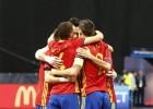 El pase de España a la final en imágenes