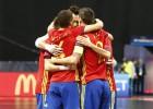 España vs Kazajistán en vivo y en directo
