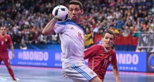 Rómulo mete a Rusia en la final y apaga el sueño de Serbia