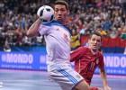 Rómulo mete a Rusia en la final y apaga el sueño serbio