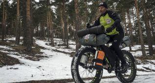 Antonio de la Rosa hará la ruta Iditarod de Alaska en 'fat-bike'