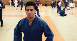 """Fran Garrigós mira a Río: """"Hago judo para estar bien conmigo"""""""