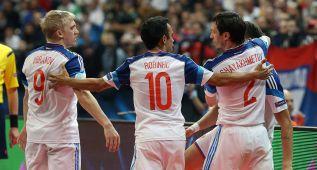 Rusia, con sus tres 'brasileños' pero sin su estrella Eder Lima