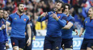 Irlanda se deja la corona tras la remontada de Francia (10-9)