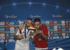 Miguelín y Rivillos comparten la bota de oro de la Eurocopa