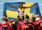 La doble oro mundial Aregawi es suspendida por un positivo