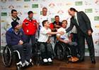 El equipo paralímpico saldrá en el Circuito Iberdrola
