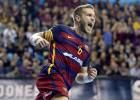 El Barça deja la eliminatoria de cuartos casi resuelta