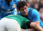 Irlanda se desquita y arrolla a Italia por 58 a 15
