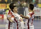 La zurda de Miguelín manda a casa al Barça: ElPozo, a la final