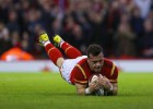 George North leads Italy rout as Wales finish second
