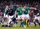 Irlanda maquilla su pobre 6 Naciones ganando a Escocia
