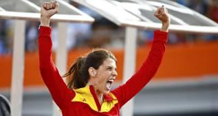 Las 13 medallas de Ruth Beitia: de Madrid 2005 a Amsterdam