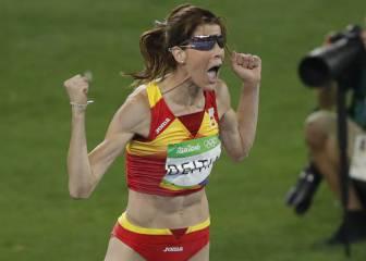 Las 14 medallas de Ruth Beitia: de Madrid 2005 a Río