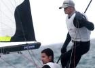 Botín y López alcanzan el bronce en la clase 49er