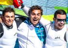 Diego Botín e Iago López campeones de Europa