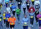 Boston: atletas de élite y una amputada en los atentados
