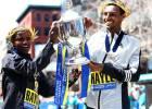 Maratón de Boston: fiesta de Etiopía y Fiz gana en máster 50