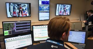 Astronauta británico completa una maratón en el espacio