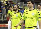 El Ugra ruso hace llorar al Movistar Inter en su Final Four