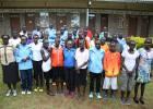 Tegla Loroupe acoge y entrena a 34 refugiados en Ngong Hills