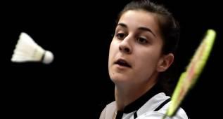 Carolina Marín inicia la defensa del título europeo con victoria