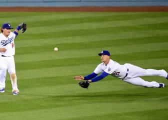 Trayce Thompson quiere ser importante para los Dodgers