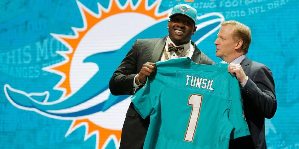 NFL Draft ! Laremy Tunsil deberá corregir errores en los Miami ...