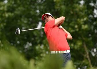 El chileno Felipe Aguilar lidera el Open de China