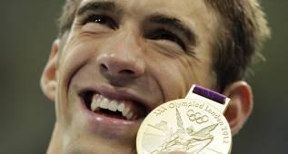 Según un estudio, Phelps ganaría en Río seis medallas más