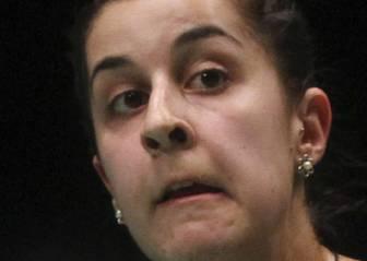 Carolina Marín, a semifinales; caen Bea Corrales y Abián
