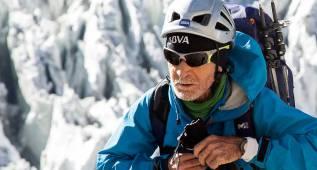 Carlos Soria alcanza el último campo antes del Annapurna