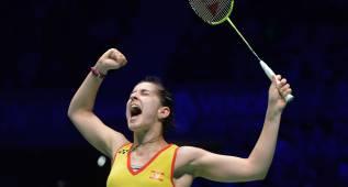 Carolina Marín, campeona de Europa por segunda vez