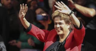 Rousseff portará la llama en medio de su 'impeachment'