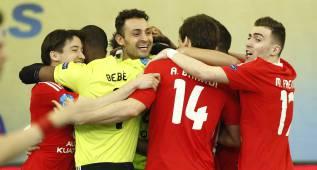 Benfica completa el cartel de la Intercontinental: martes, sorteo