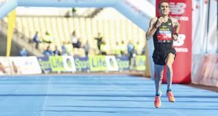Castillejo, España y Guerra correrán en maratón en Río