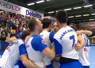 El Granollers tendrá que bailar con el Nantes en la EHF Cup