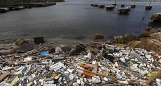 Detectan vertido de residuos en la sede olímpica de piragüismo