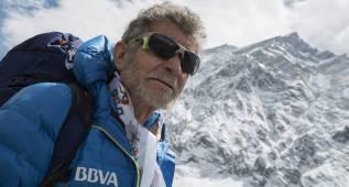 """Carlos Soria: """"La cumbre del Dhaulagiri es posible"""""""