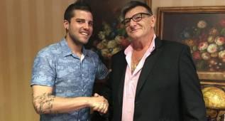 Juanqui renueva con el Peñíscola hasta el año 2019