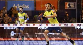 Lima y Belasteguín ya están en octavos del Barcelona Master