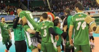 El Unicaja vence al CAI Teruel por 3-0 y gana su 11º título